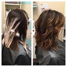 Мелирование на темные волосы в домашних условиях: техника выполнения калифорнийского, как сделать