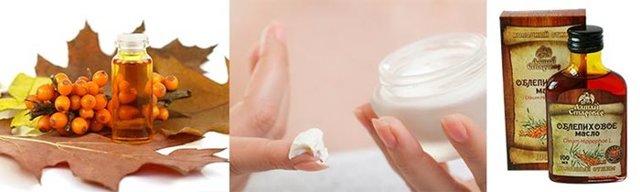 Облепиха для лица: облепиховая маска в косметологии