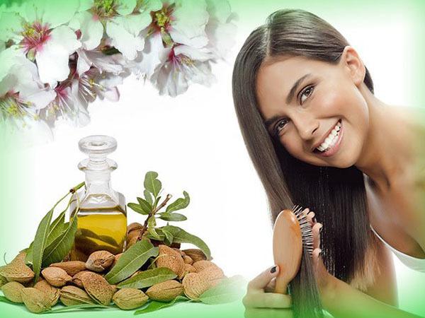Миндальное масло для волос: применение, как использовать, наносить маску из сладкого миндаля