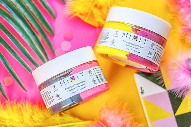 Маска Миксит (mixit) для лица: 5 лучших - блестящая для жирной кожи, сухая звездная