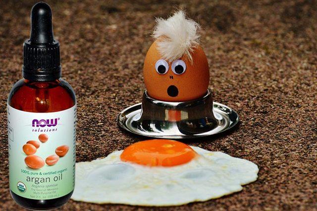 Как использовать масло органы для волос, применение