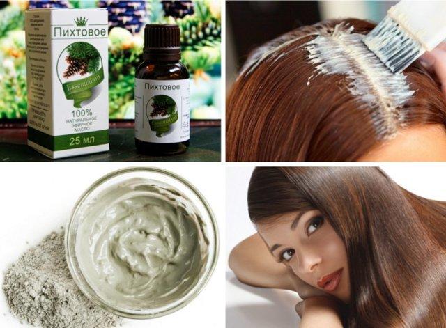 Пихтовое масло для волос: применение и польза эфирного пихты