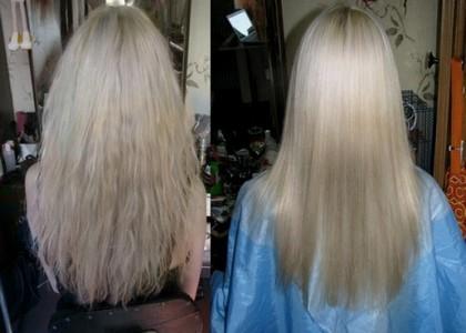 Кератиновое выпрямление волос: плюсы и минусы, что это такое кератин, отзывы, вредно ли, стоит ли делать процедуру, уход после, состав