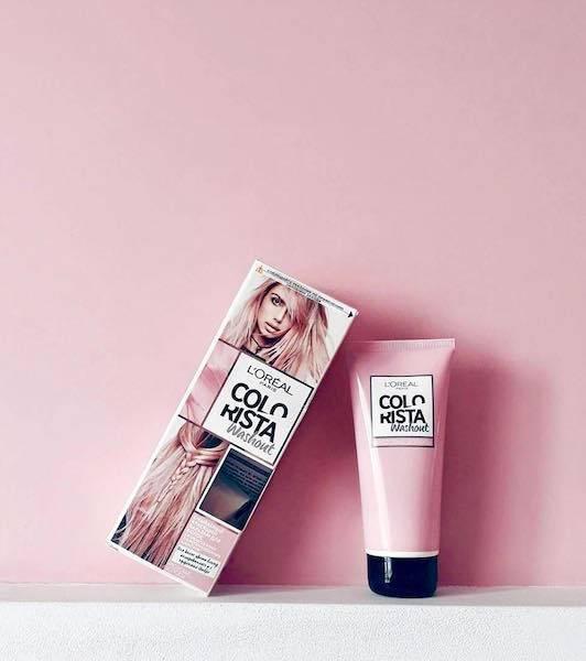 Спрей-краска для волос: красящий в баллончиках, цветной для окрашивания в яркие цвета, смываемая водой для покраски, отзывы
