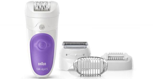Эпилятор - 6 популярных моделей: Браун с охлаждающим эффектом, триммер veet, philips hp6422 satinelle, panasonic ec-ed70, rowenta ep8020