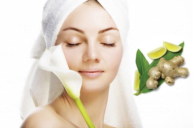 Имбирь для лица в косметологии: 7 имбирных масок в домашних условиях для кожи