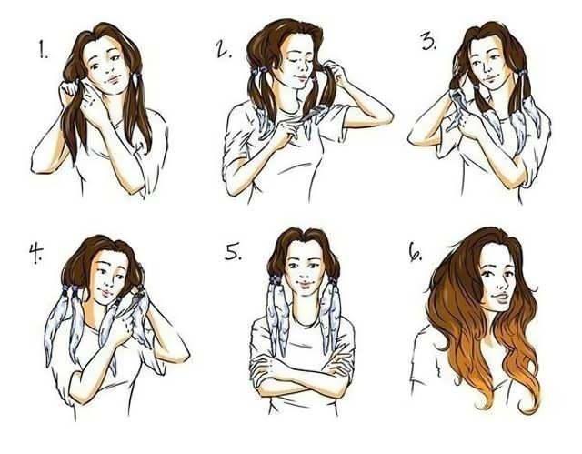 Как осветлить кончики волос в домашних условиях: как сделать окрашивание плавным переходом цвета, как исправить неудачное омбре, как закрасить