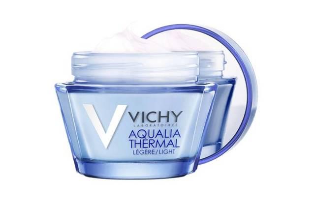 vichy aqualia thermal (Виши Аквалия Термаль): отзывы об увлажняющем легком креме и сыворотке