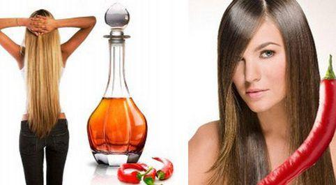 Маска для волос с перцовой настойкой: рецепт перцовки для роста и от выпадения