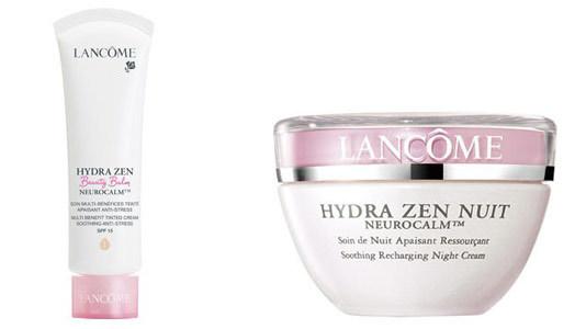 Ланком (lancome) - отзывы о кремах и косметике для лица Женефик и Гидра Зен из каталога