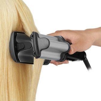 Тройная плойка для волос: волна babyliss, отзывы о стайлере Бебилис, как пользоваться щипцами для завивки, инструкция