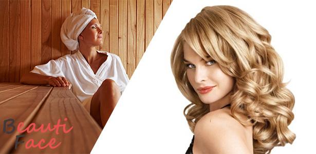Рецепты масок для волос, применяемых в бане или сауне, отзывы