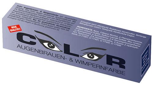 Рефектоцил (refectocil) - краска для бровей и ресниц: отзывы на палитру и цвет графит, инструкция по применению, колористика