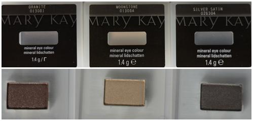 Тени Мери Кей: каталог палитр муссовых и запеченных mary kay для век