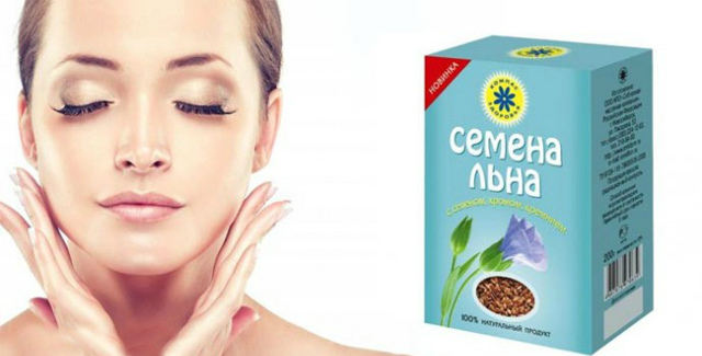 Маска из семян льна для лица: льняное семя в каше от морщин, отзывы в косметологии, лифтинг для увядающей кожи в домашних условиях