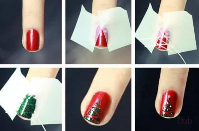 Рисунки на ногтях гель-лаком: как рисовать простые для начинающих, рисуем легкие узоры пошагово по мокрому, как делать красивый маникюр