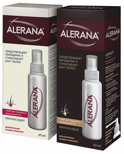 Алерана спрей для волос: инструкция по применению, состав 2- и 5-процентного, как пользоваться мужчинам и женщинам, противопоказания