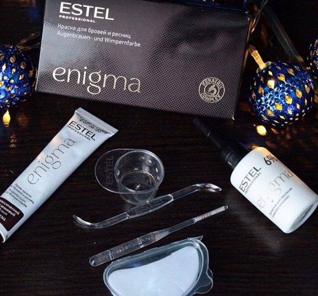 Краска для бровей Эстель (estel only looks): инструкция по применению для ресниц, как разводить, правильно красить, смешивать на 1 человека