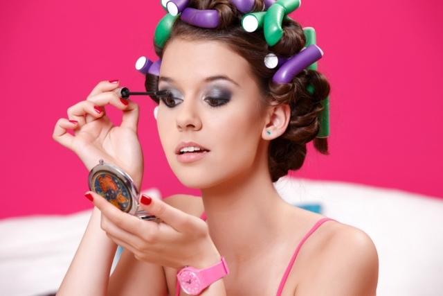 Бигуди бумеранги: как пользоваться на средние волосы, как закручивать палочки на длинные, как накрутить, сколько держать
