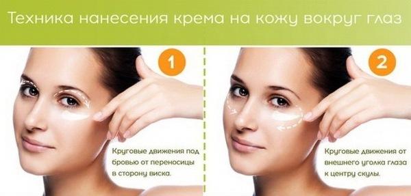 Либридерм - 4 крема вокруг глаз: Аевит для кожи с черникой, отзывы для век с витамином Е, librederm с гиалуроновой кислотой