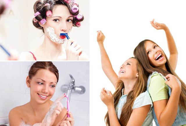 Можно ли брить руки девушкам, ноги и подмышки - во сколько лет и как правильно, когда мальчики начинают бриться