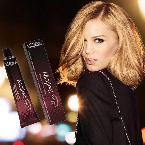Мажирель: палитра краски для волос Лореаль majirel, отзывы о loreal Профессионал, инструкция по применению cool cover professionnel