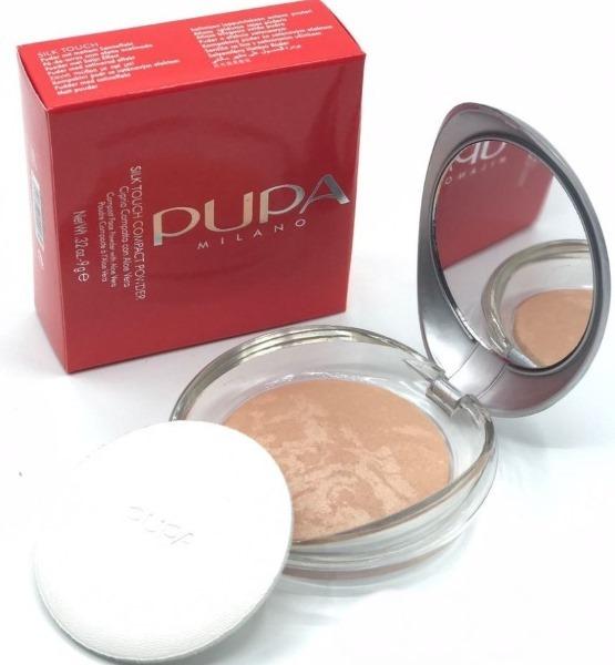 Пудра Пупа: отзывы о запеченной pupa luminys baked face powder, оттенки по номерам, какой лучше 01 или 04, чем отличается от обычной