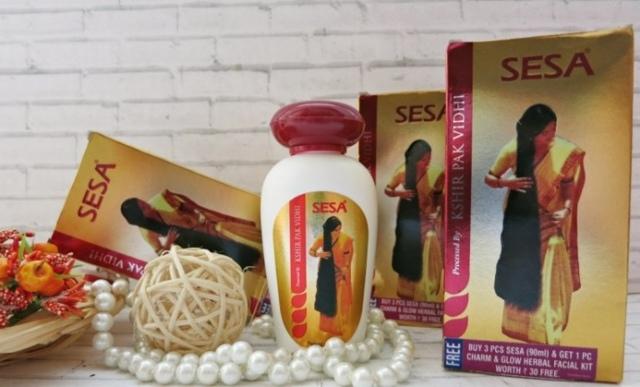 Индийское масло для волос: отзывы и применение кокосового (Индия), sesa (Сеса)
