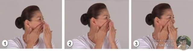Японский массаж лица: отзывы Юкуко Танака, правильная техника Асахи (Зоган) с русской озвучкой после 40, 50 лет, самомассаж с переводом