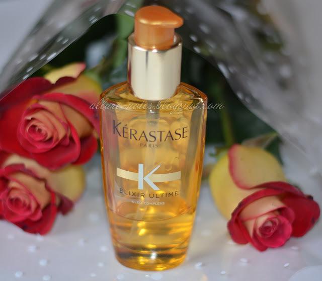 Керастаз масло для волос: kerastase elixir ultime (Эликсир Ультим), отзывы