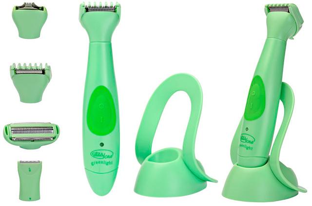 philips - триммер для носа, 7 разновидностей для разных зон: женский для зоны бикини и ушей, бритва для подбородка с насадками