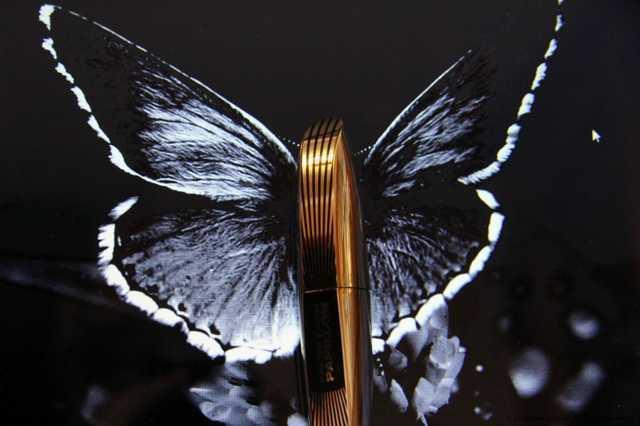 Тушь Крылья Бабочки от Лореаль: эффект накладных ресниц