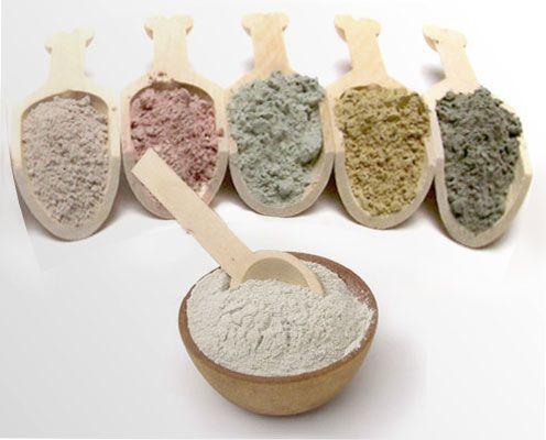 Маска из белой глины: домашние рецепты для разных типов волос