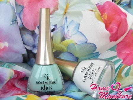 Лак для ногтей Голден Роуз (golden rose): палитра Колор Эксперт, Руби