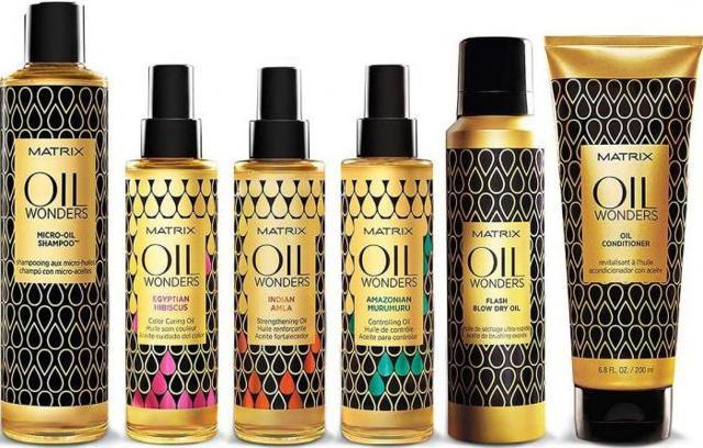 Масло для волос Матрикс: отзывы о разглаживающем matrix biolage exquisite oil (Биолаж Вандерс Ойл)