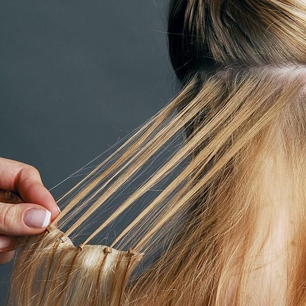 Жидкость для снятия нарощенных волос: средство для капсул, ремувер, как снять