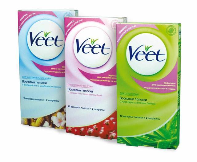 Восковые полоски для зоны бикини: отзывы о депиляции Вит (veet), как пользоваться, какие лучше для интимной, лучшие для удаления