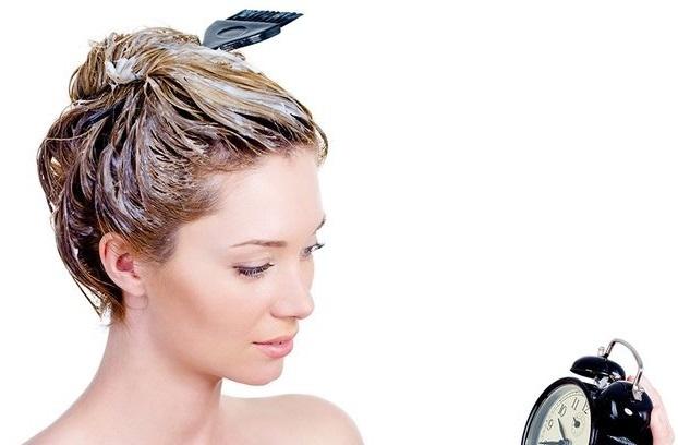 Парикмахерская новинка: горячая маска для волос.