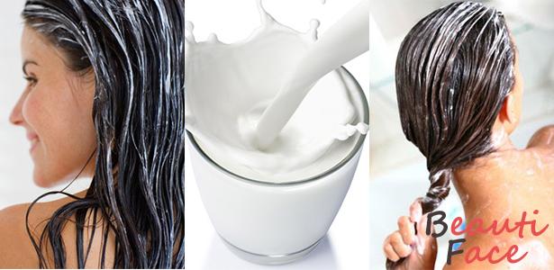 Сметана для волос: отзывы о сметанной маске для сухих в домашних условиях, польза с яйцом