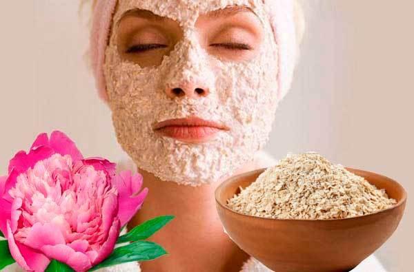 10 масок из овсянки для лица в домашних условиях: из Геркулеса от морщин и для подтяжки