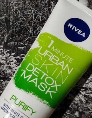 6 масок-детокс для лица: что это такое, чистка кожи от Нивея, эффект детоксикации, отзывы о фруктовом креме urban detox mask nivea
