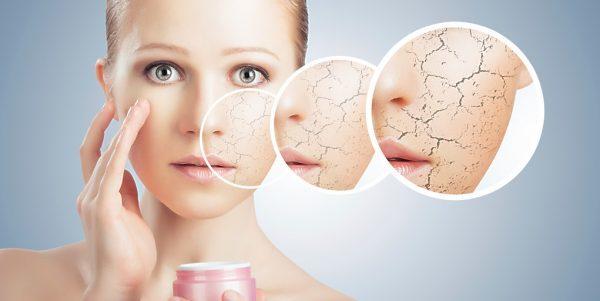 Средства для увлажнения кожи лица: глубокой гидратации, как быстро увлажнить очень сухую, дегидратация