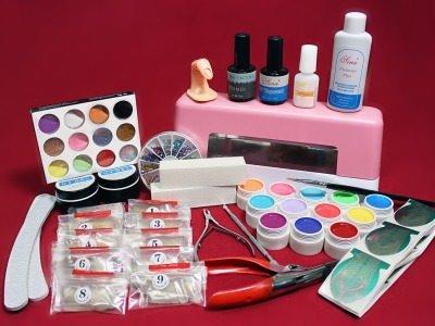 Что нужно для наращивания ногтей: список материалов для геля, все инструменты в домашних условиях, что входит в набор, что необходимо