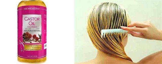 Касторовое масло для волос: способ применения, отзывы, можно ли использовать