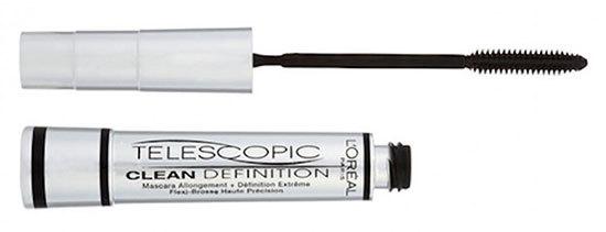 Тушь Лореаль Телескопик (loreal paris telescopic): отзывы, какая лучше для ресниц черная, серебристая или золотая