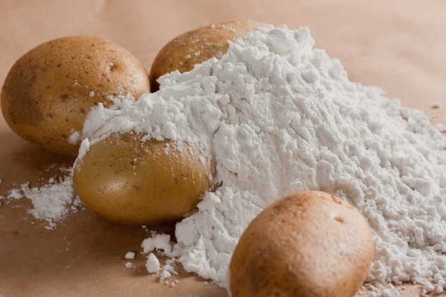 Маска из крахмала от морщин вместо ботокса: отзывы о крахмальной с белком для лица, рецепт омолаживающей картофельной с медом