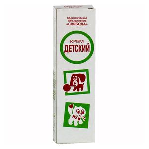 Детские крема: питательные с собачкой и кошечкой, Свобода, Тик Так, Каспер, с лисичкой, зайчиком, состав жирного для лица взрослого, отзывы и какой лучше от прыщей