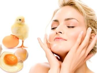 Маска из белка для лица: яичная с сахаром в домашних условиях, подтягивающая белковая из яйца с лимоном и салфетками о морщин, отзывы
