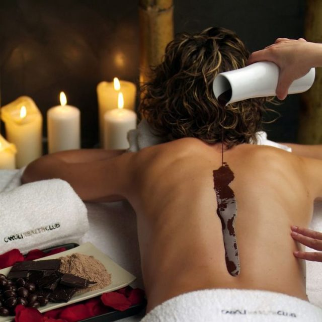 Шоколадное обертывание в домашних условиях для похудения: что это такое, эффект, польза