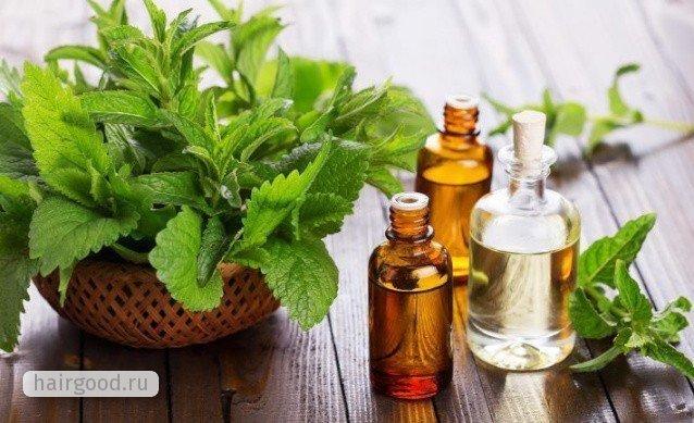 Мятное эфирное масло: настойка перечной мяты для волос, ополаскивание, польза шампуня, отвара и как пользоваться